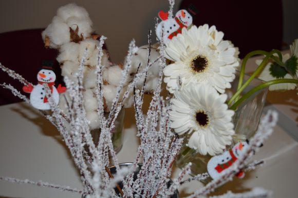 Iarna-Atelier de creatie florala pentru copii (12 Ianuarie 2019, 10:30)