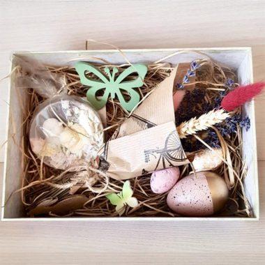 cutie cadou Paste