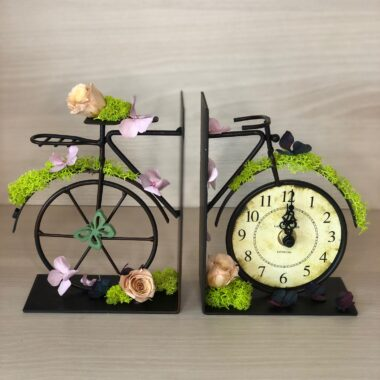 suport carti bike kalia flowers1