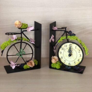 suport carti bike kalia flowers2
