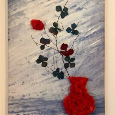 tablou 'Vaza cu flori'